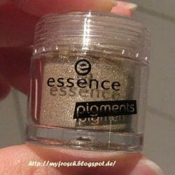 Produktbild zu essence colour arts pigments – Farbe: 01 studio 54
