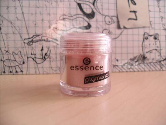 essence colour arts pigments, Farbe: 11 cotton candy