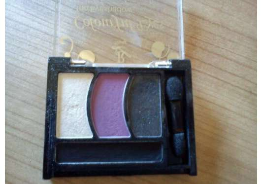 Rival de Loop Young Colourful Eyes Trio Eyeshadow + Wet&Dry Eyeliner, Farbe: 02 pret à porter paris