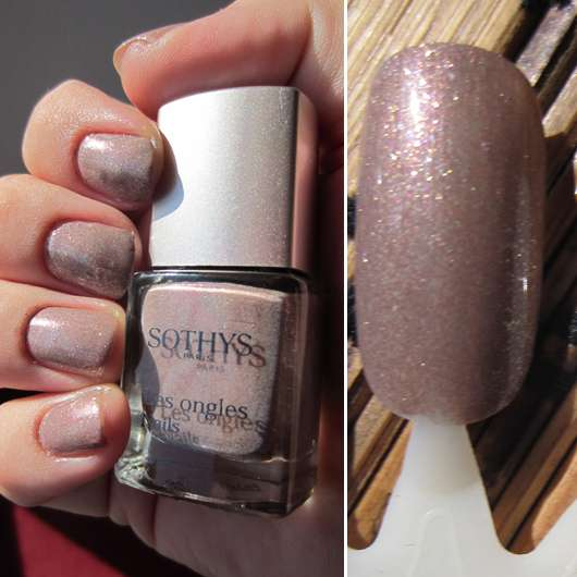 <strong>SOTHYS</strong> Les Ongles Nails Nagellack - Farbe: 26 Violet Perlé (LE)