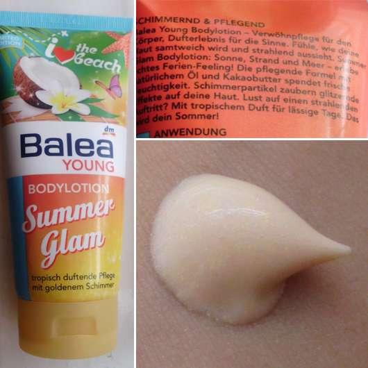 Balea Young Bodylotion Summer Glam (LE)