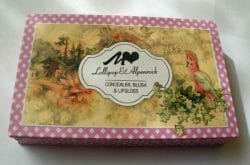 Produktbild zu MANHATTAN Lollipop & Alpenrock Make-up Kit – Farbe: 2 Sweet Spatzl (LE)