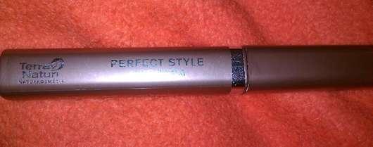 Terra Naturi Perfect Style Mascara, Farbe: 01 Black