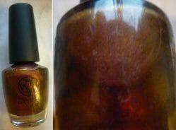 Produktbild zu W7 Nail Polish – Farbe: 88 Metallic Mars