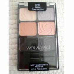 Produktbild zu wet n wild Color Icon Eyeshadow Palette – Farbe: Greed Gourmandise