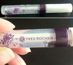 Produktbild zu Yves Rocher Gloss – Farbe: 01 transparent scintillant