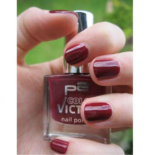 p2 color victim nail polish, Farbe: 691 can't get enough!