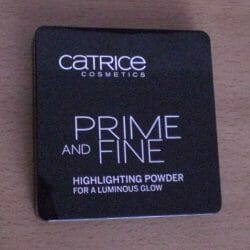Produktbild zu Catrice Prime and Fine Highlighting Powder – Farbe: 010 Fairy Dust