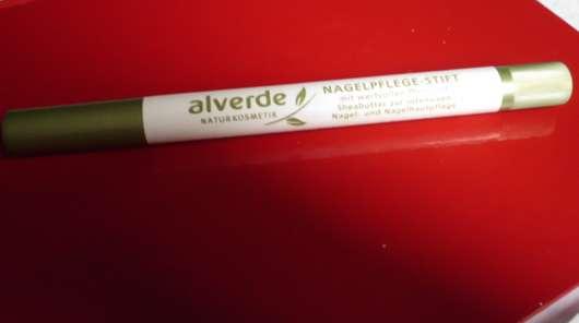 alverde Nagelpflege-Stift