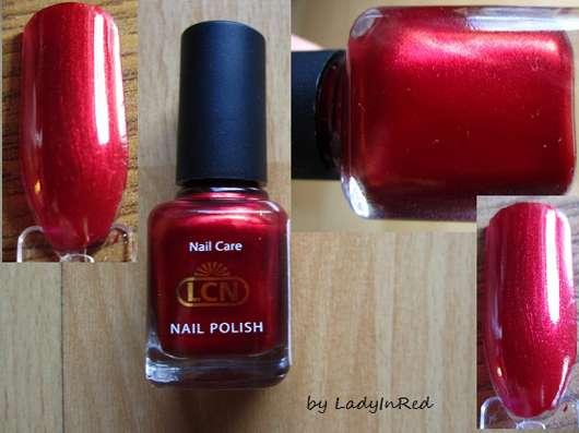 LCN Nail Polish, Farbe: Rubin Red (Mystique Burlesque LE)