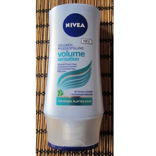 Nivea Volume Sensation Volumen Pflegespülung