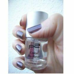 Produktbild zu p2 cosmetics Color Re-New