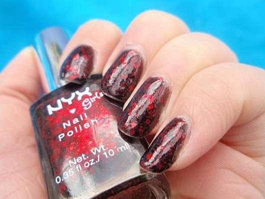 NYX Girls Nail Polish, Farbe: 209 Dorothy