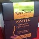 King's Crown Avatea Kräutertee Ingwer-Lemon