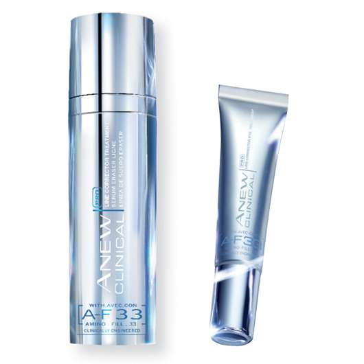 AVON ANEW Clinical Pro A-F33