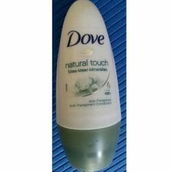 Produktbild zu Dove natural touch Totes-Meer-Mineralien 48h Anti-Transpirant Deodorant Roll-On