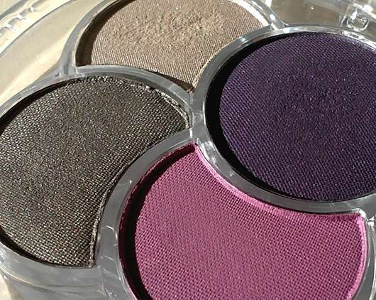 essence quattro eyeshadow, Farbe: 12 purple day