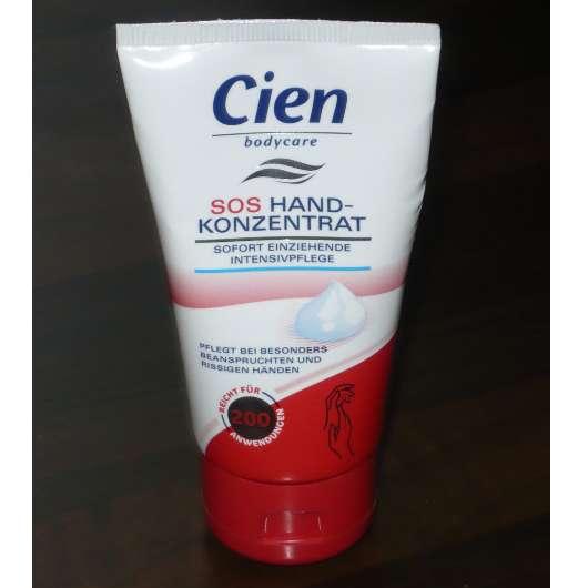 <strong>Cien Bodycare</strong> SOS Hand-Konzentrat