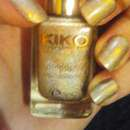 KIKO holographic nail lacquer, Farbe: 399 Silk Taupe (Lavish Oriental LE)