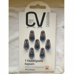 Produktbild zu CV CadeaVera Face 25+ 7 Feuchtigkeitskapseln