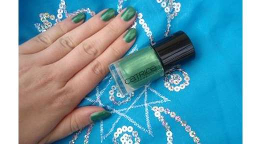 Catrice Ultimate Nail Lacquer, Farbe 740 King Of Greens