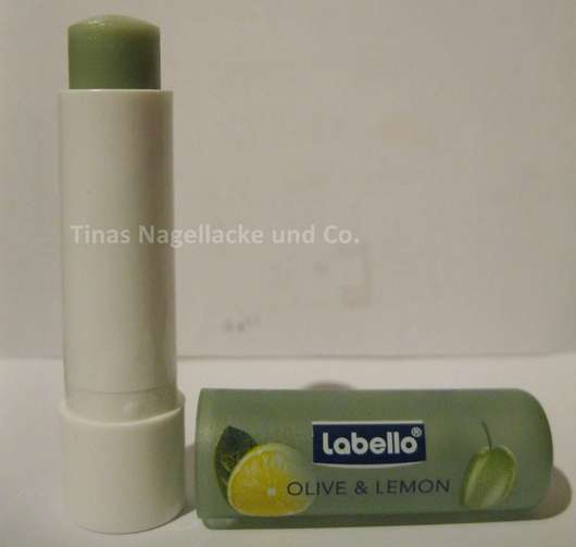 Labello Olive & Lemon