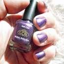 LCN Nail Polish, Farbe: 335 Violet Amethyst (Mystique Burlesque LE)