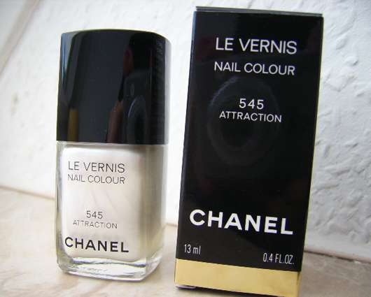 <strong>Chanel</strong> Le Vernis Nail Colour - Farbe: 545 Attraction
