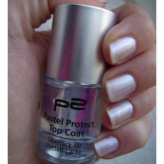 p2 Pastel Protect Top Coat