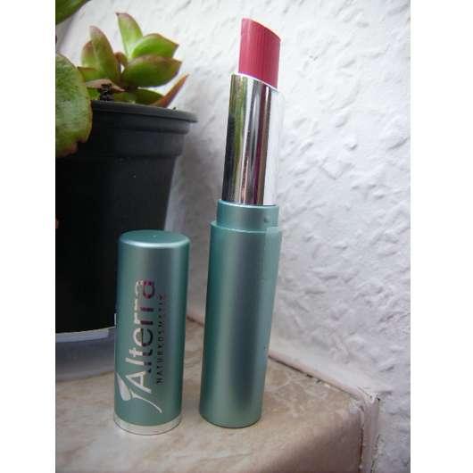 Alterra Pflegender Lippenstift, Farbe: 14 Blossom