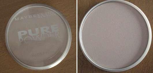 Maybelline New York Pure Powder Matte Finish, Farbe: 15 Translucent