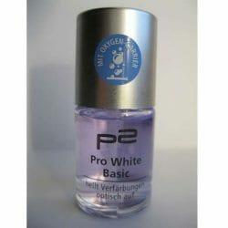 Produktbild zu p2 cosmetics Pro White Basic