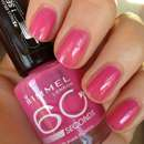 Rimmel London 60 Seconds Nailpolish, Farbe: 250 Pink Punch