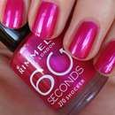 Rimmel London 60 Seconds Nagellack, Farbe: 270 Shocker
