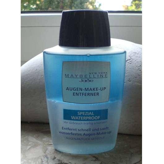 Maybelline Jade Augen-Make-Up Entferner Spezial Waterproof