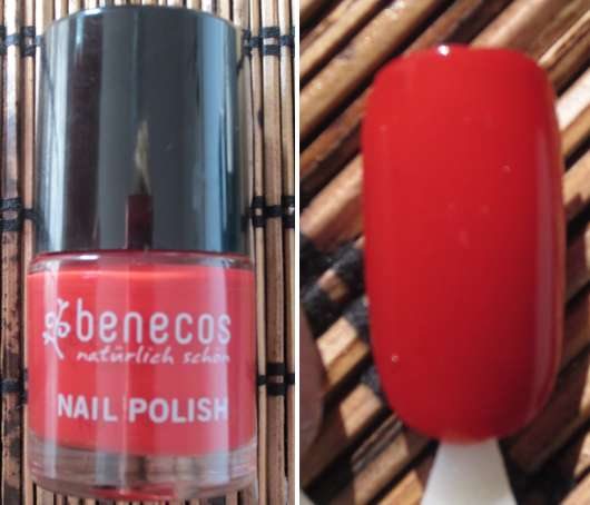 benecos Nail Polish, Farbe: spice me up