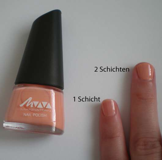 Manhattan & Viva Collection Nail Polish, Farbe: 1 (LE)