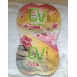 Produktbild zu CV CadeaVera Young <25 Pre-Party Maske & After-Party Maske