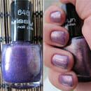 Misslyn nail polish, Farbe: 646 Las Vegas