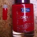 Nivea Calcium Power Pure Diamond Nagellack, Farbe: 64 Rouge Solitaire