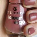essence colour & go nail polish, Farbe: 111 english rose