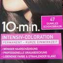 Accent 10-Minuten Intensiv-Coloration, Nuance: 47 Dunkles Schokobraun