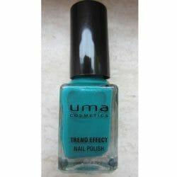 Produktbild zu uma cosmetics Trend Effect Nail Polish – Farbe: Green Poison (LE)
