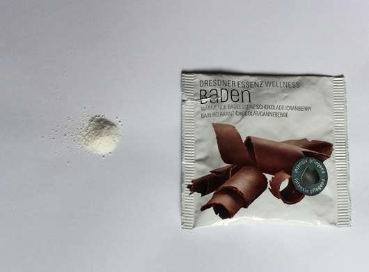 Dresdner Essenz Wellness Wärmende Badeessenz Schokolade/Cranberry