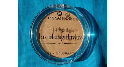 essence the twilight saga: breaking dawn – part 2 shimmer powder, Farbe: 01 bella's secret (LE)
