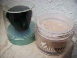 Produktbild zu Alterra Naturkosmetik Loser Mineralpuder – Farbe: 03 Sand
