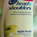 "head&shoulders Anti-Schuppen Shampoo ""Apple Fresh"""