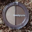 beautycycle colour eye shadow duo, Farbe: cinnamon
