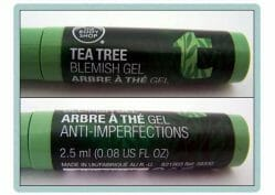 Produktbild zu The Body Shop Tea Tree Blemish Gel