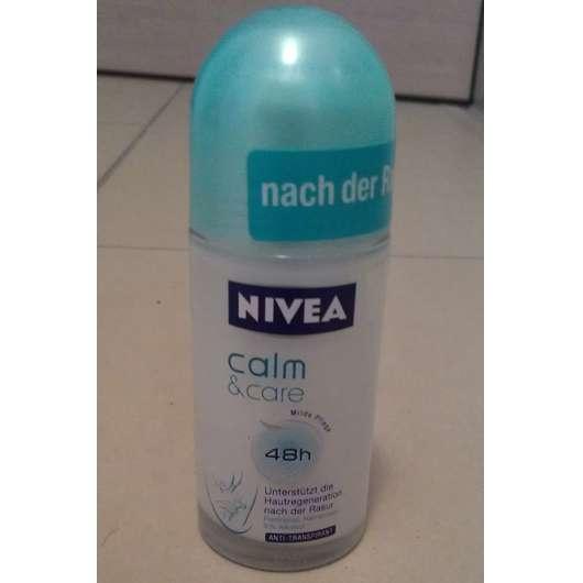 Nivea Calm & Care Anti-Transpirant Roll-On